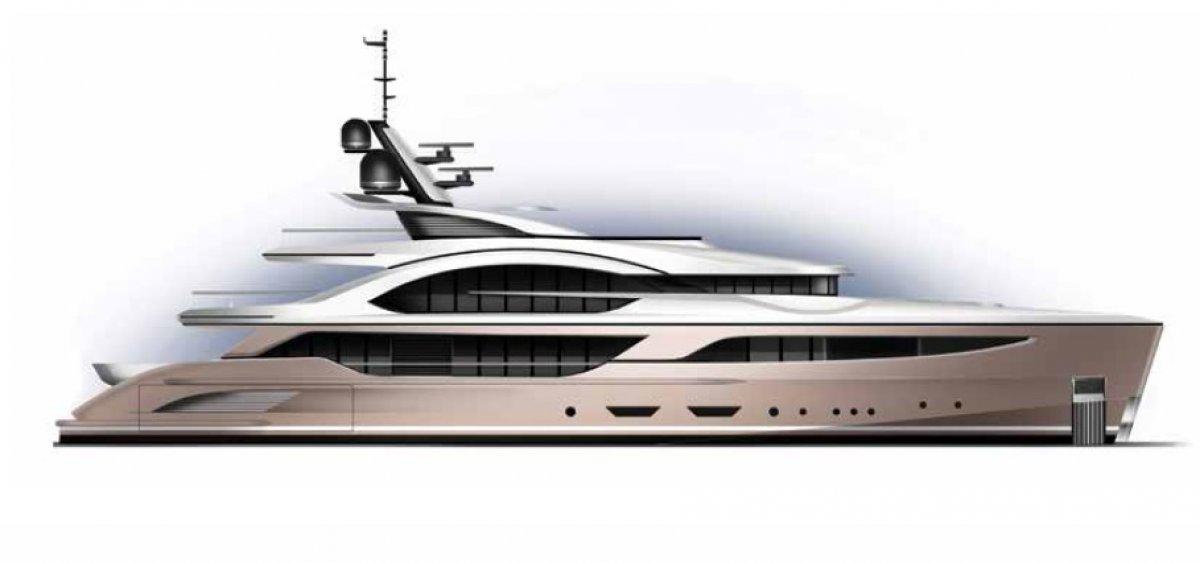 Long-range Luxury 48m Motoryacht