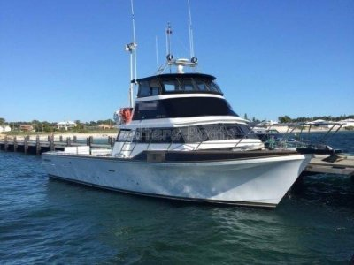 Marko 64' Commercial Charter/Multi-Purpose Fishing Vessel