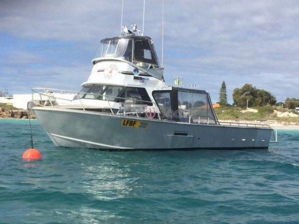 Millman 10.4m Jet Powered Commercial Fishing/Charter Vessel