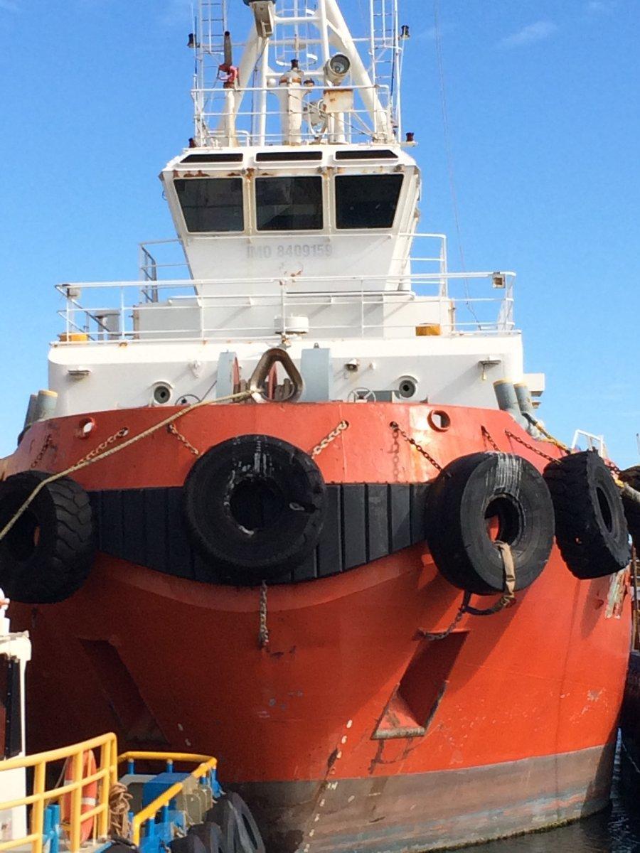 34.7m Z-Peller Tug - Scrap Vessel