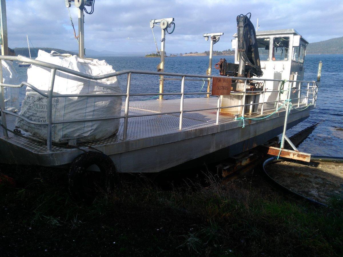 Barge 12 metre