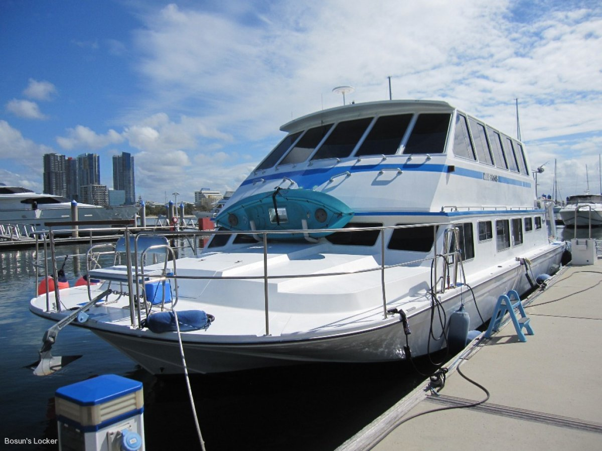 Ramsay 50 Cruiser:external