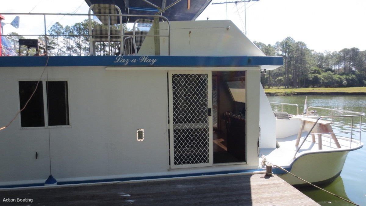 Homecruiser Houseboat 40