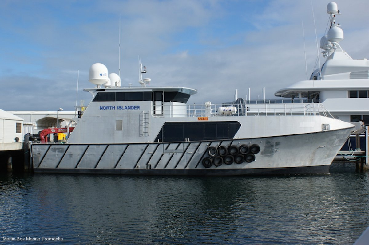GBB Island Supply Vessel ( Passenger, Charter, Support, Supply)