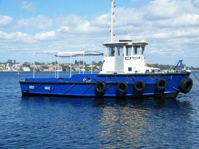 Navy Surplus Vessel