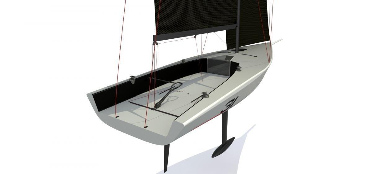 Mcconaghy MC31 One Design