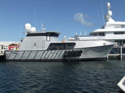 GBB Aluminium Charter / Expedition Vessel