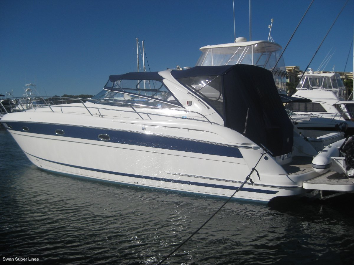 Bavaria 42 Sport TWIN DIESEL with drop boarding /swim/ tender plat