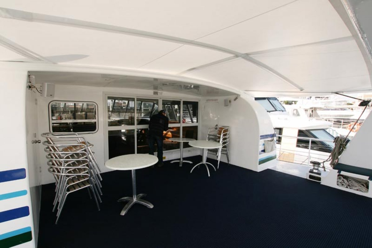 72ft Sailing Charter Catamaran