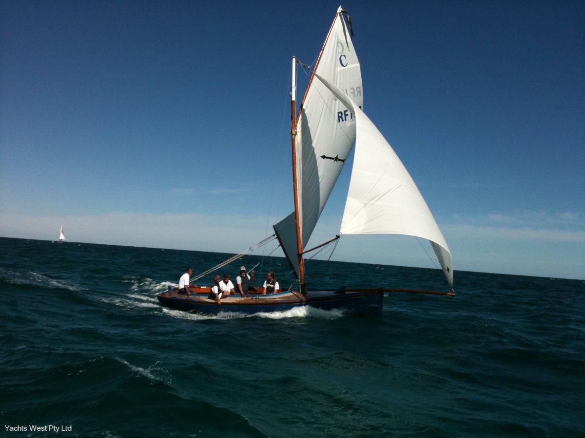 "Couta Boat 26 ""SWIFT"" Multiple Club Championship WINNER in WA"