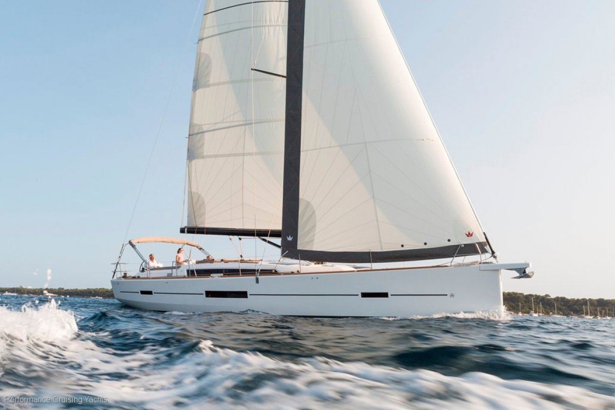 Dufour Grand Large 520 - 2017 Boat of the Year Award Winner