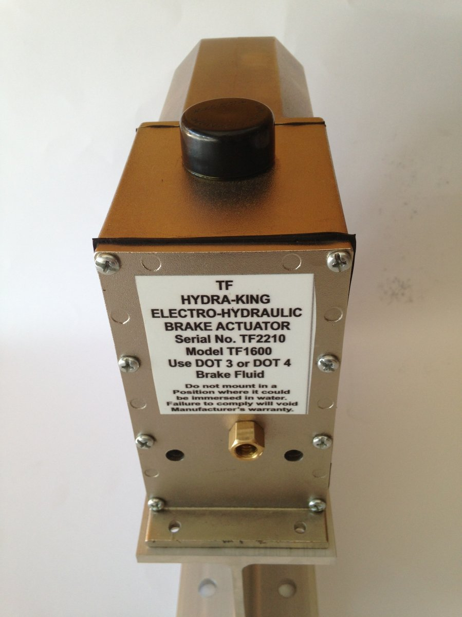 Electro-Hydraulic Brake Actuator 1600psi - $695