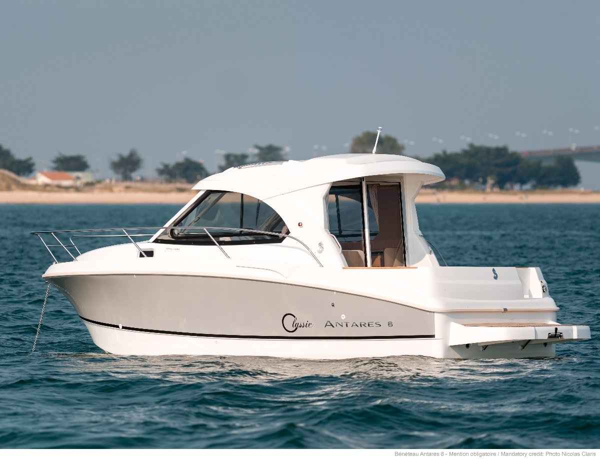 New Beneteau Antares 8 Power Boats Boats Online For Sale