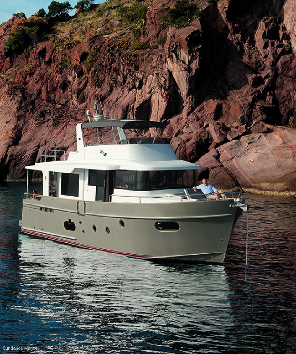 Beneteau Swift Trawler 50:Swift Trawler 50