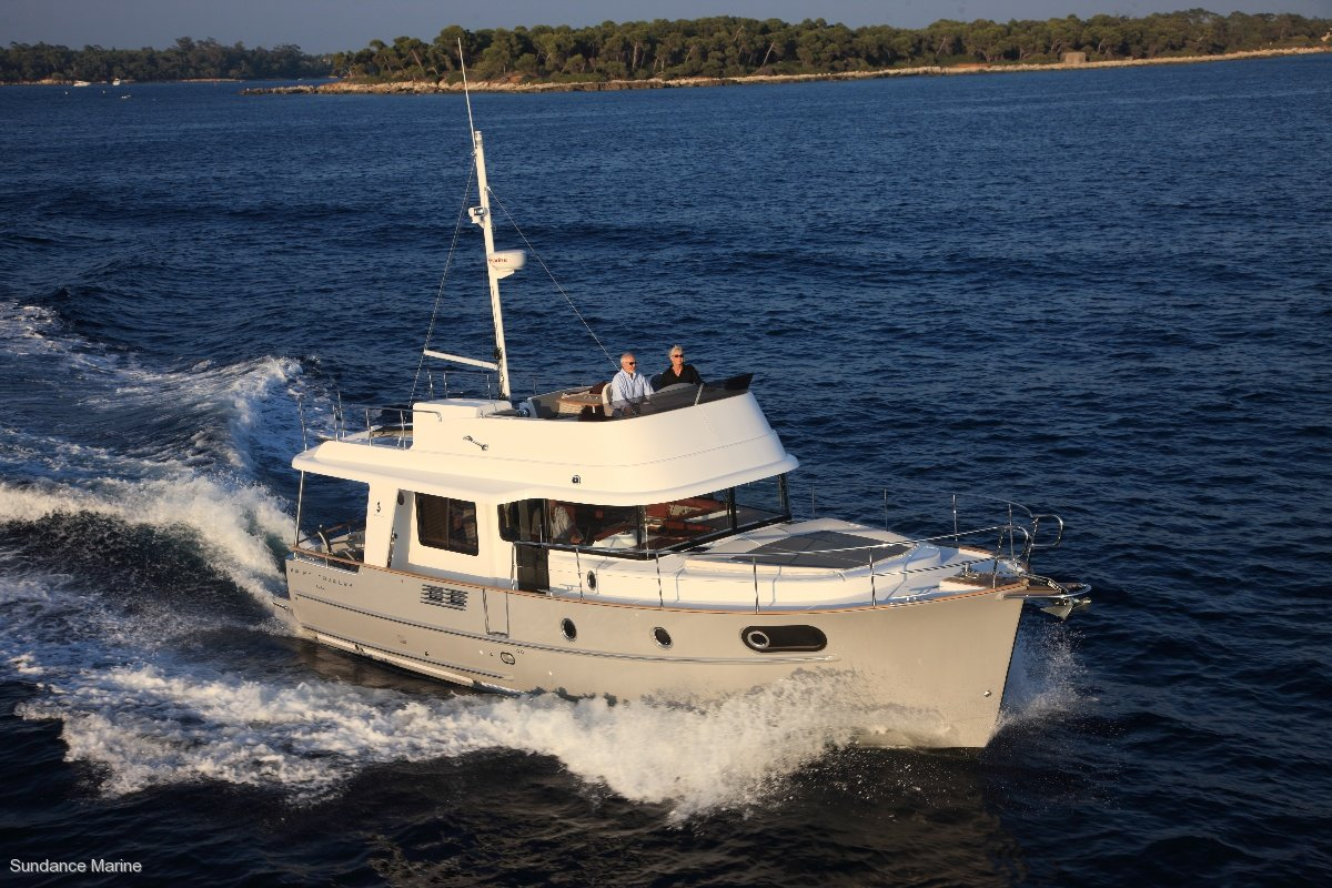 Beneteau Swift Trawler 44:Swift Trawler 44