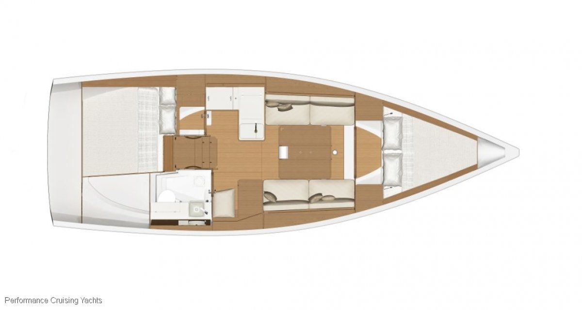 Dufour Grand Large 360