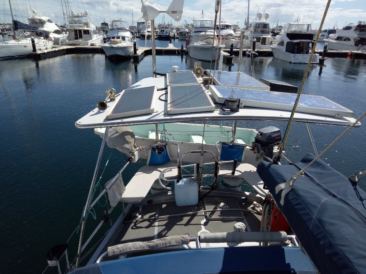 Adams 45 Steel Hull Cruiser (LARGE REDUCTION)