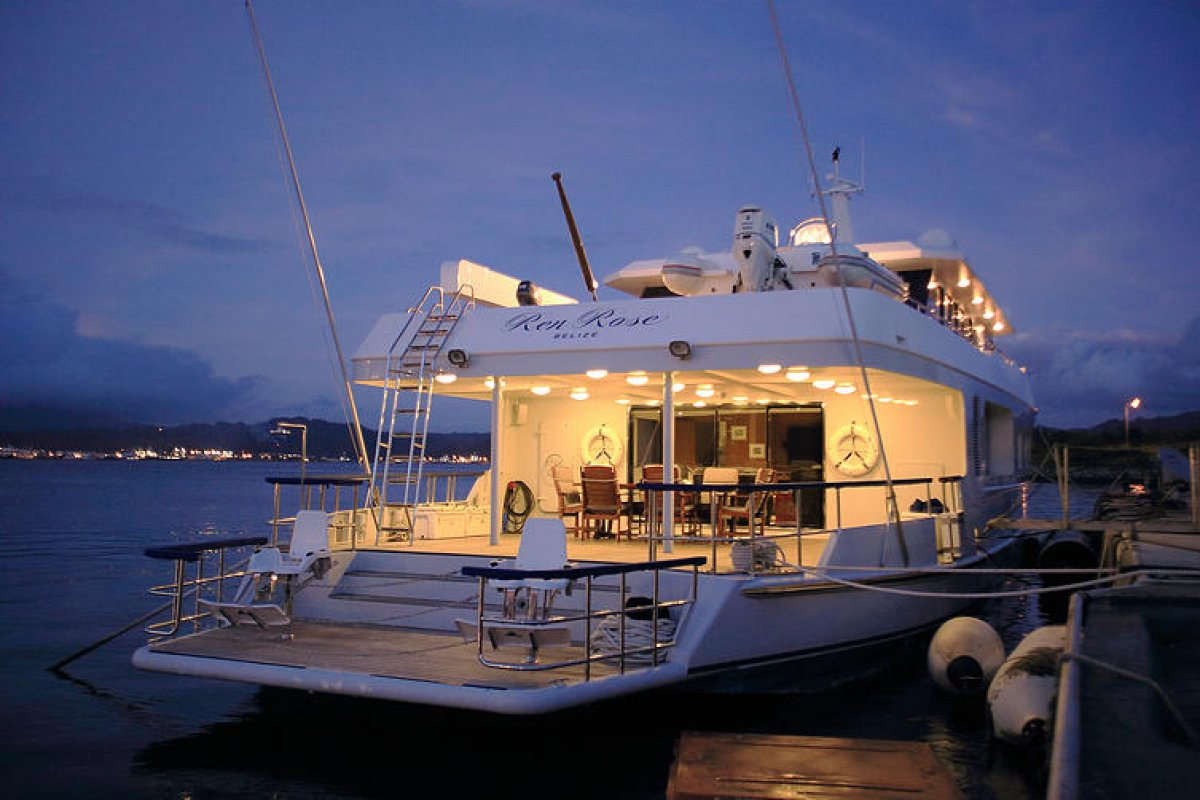 32 meter (105ft) Explorer motoryacht