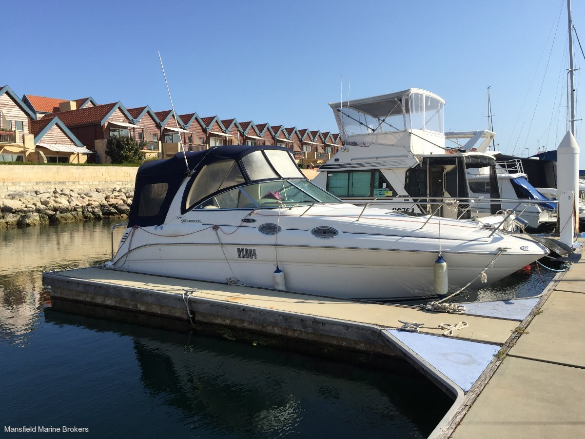 Sea Ray 275 Sundancer with HILLARYS pen available ( conditions apply )