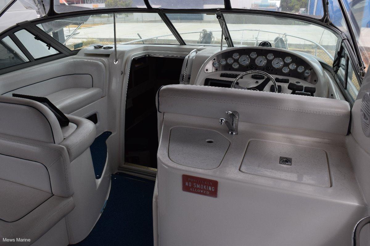 Mustang 3200 Sportscruiser Twin Volvos