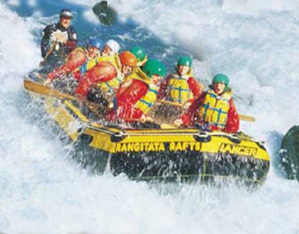New Lancer Explorer River Rafts