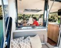 Riviera 57 Enclosed Flybridge:Flybridge Rear Glass Bulkhead