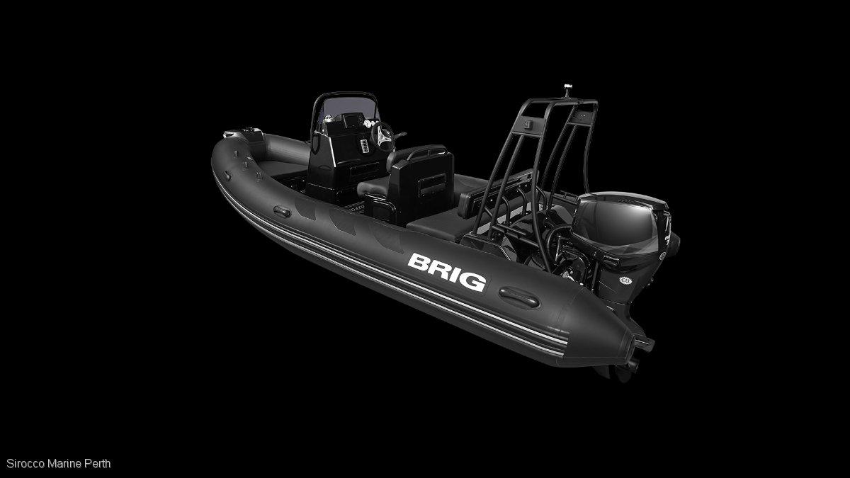 Brig Navigator 520 Rigid Inflatable Tender RIB