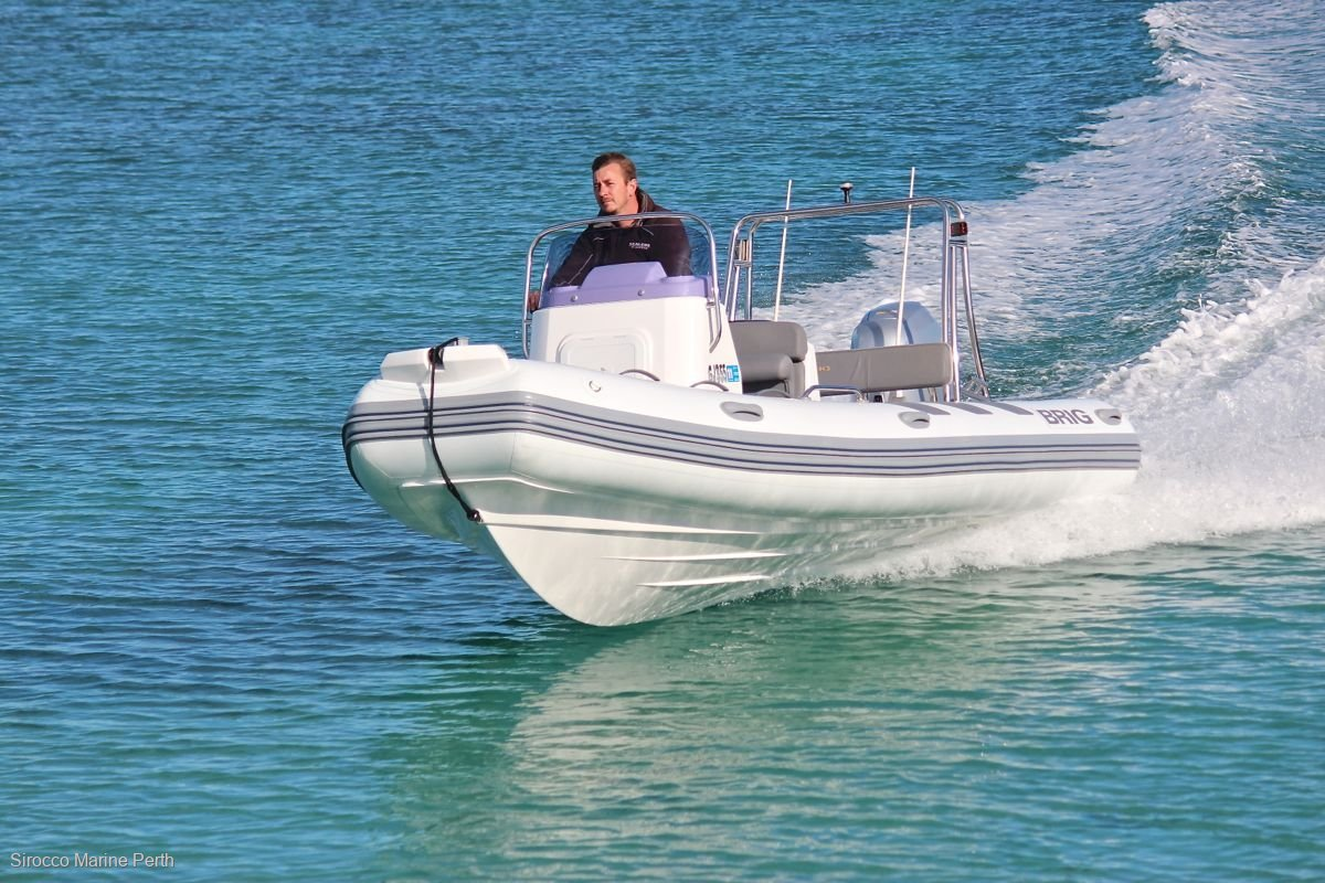 Brig Navigator 520 Rigid Inflatable Tender (IN STOCK)