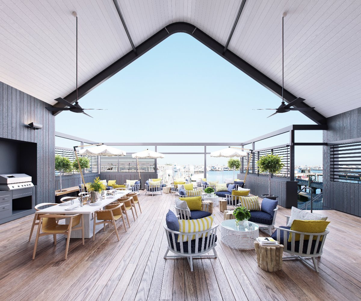 Private Luxury Marina in the heart of Fremantle