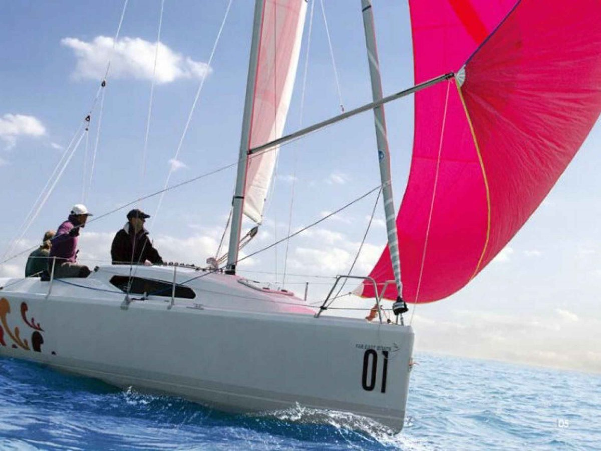 FarEast 26 - Performance Cruiser / Club Racer