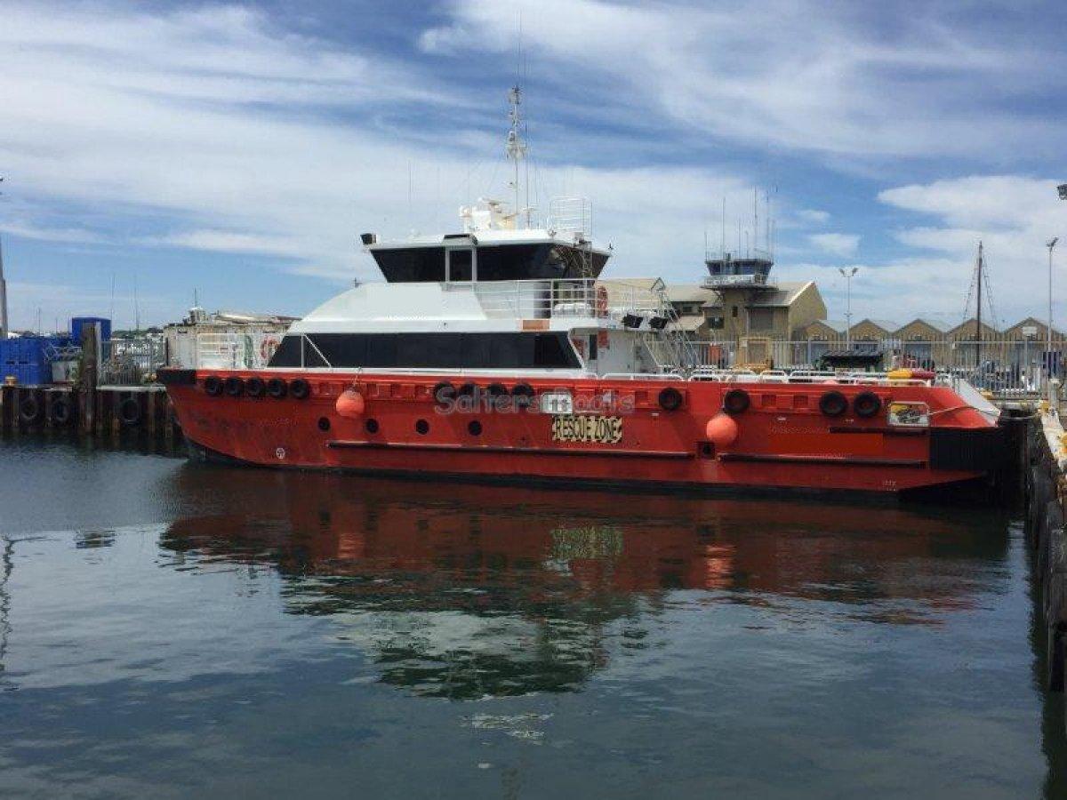 Elite 22.9m x 8.5m Commercial Crew Transfer / Multi-purpose Vessel