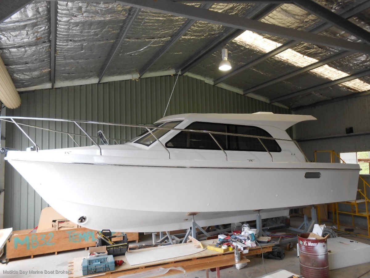 Matilda Bay 32 Open Sedan