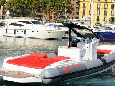 New Pirelli Pzero 1100 Sport Super Yacht Tenders