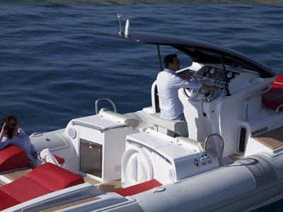 Pirelli Pzero 1100 Cabin Super Yacht Tender