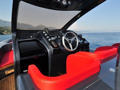 Pirelli Pzero 1400 Sport Super Yacht Tenders