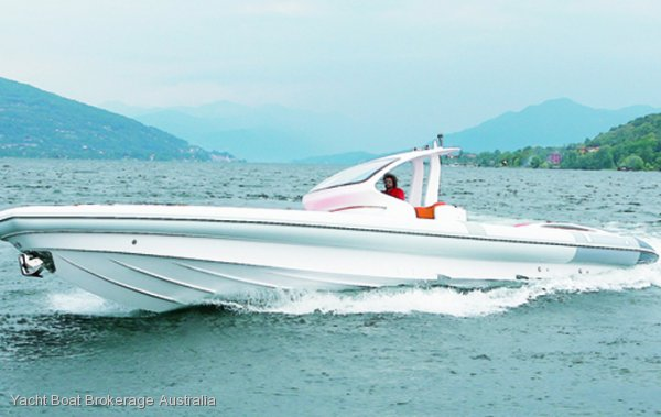 Pirelli Pzero 1400 Sport Open Deck Super Yacht Tenders