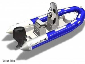 Zodiac Pro 550 Racing Rib