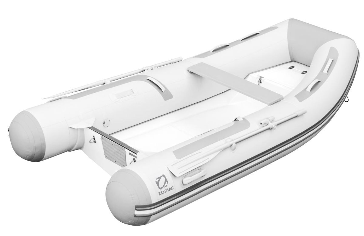 Zodiac Cadet 340 Rib - You can depend on a Zodiac - in stock