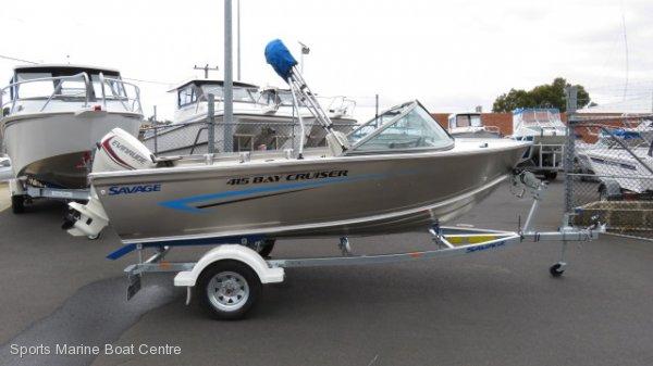 Savage 415 Bay Cruiser