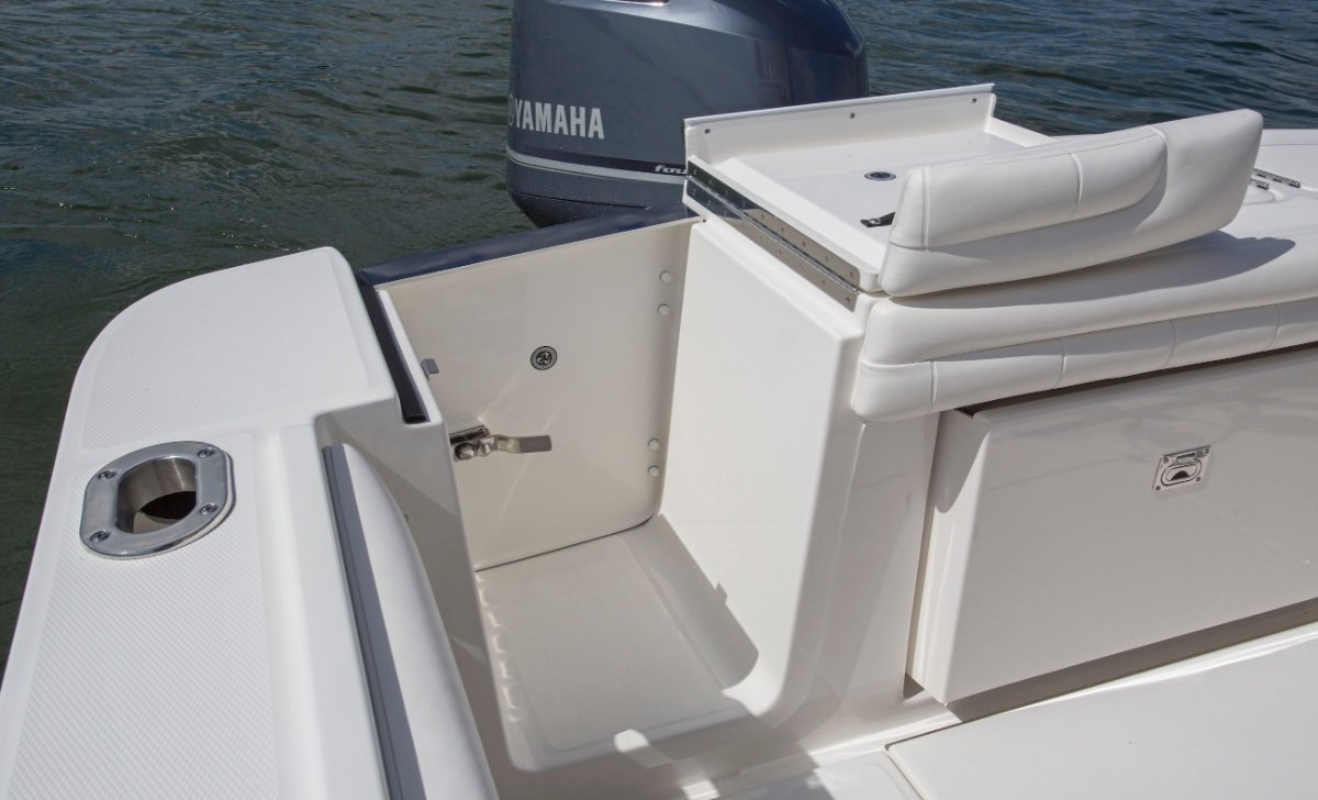 Regulator 23 - Suit Boston Whaler and Grady White buyers