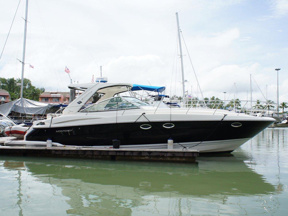 Monterey 415 Sport Yachts