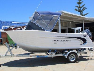Trailcraft 525 Runabout