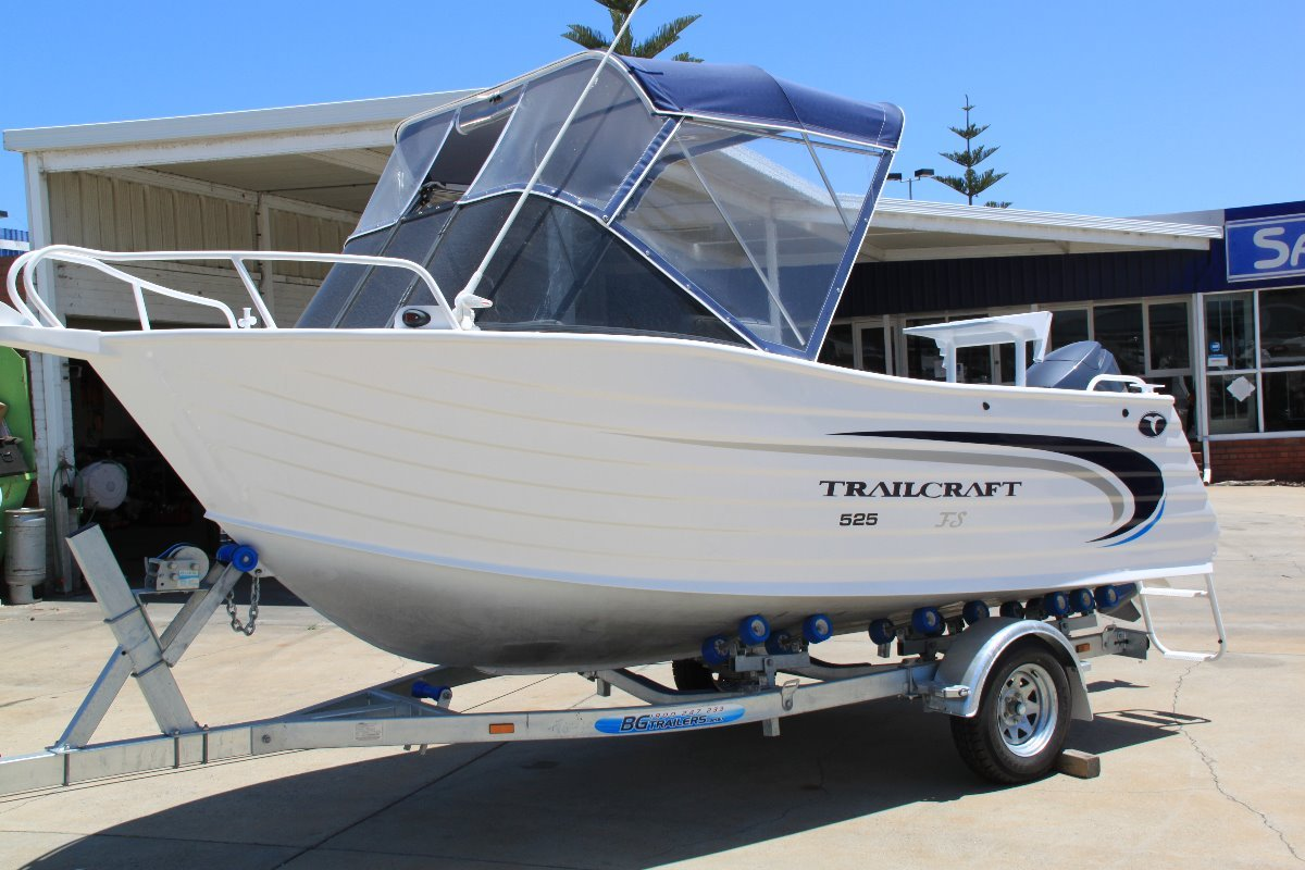 Trailcraft 525 Runabout - SPECIAL 2019 FACTORY REBATES!!!
