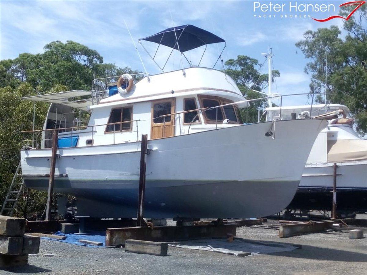 Clipper 34 Aft Cabin Motor Yacht