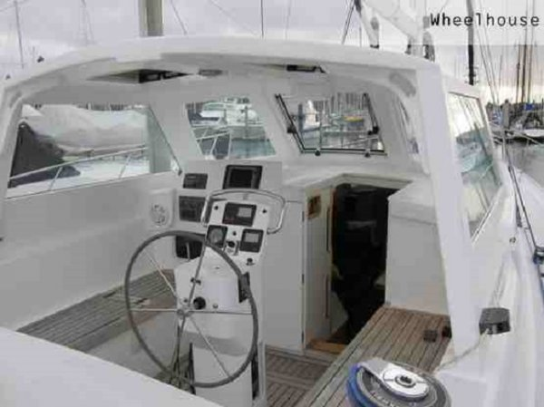 Spacious 58ft Wheelhouse Cruising Yacht