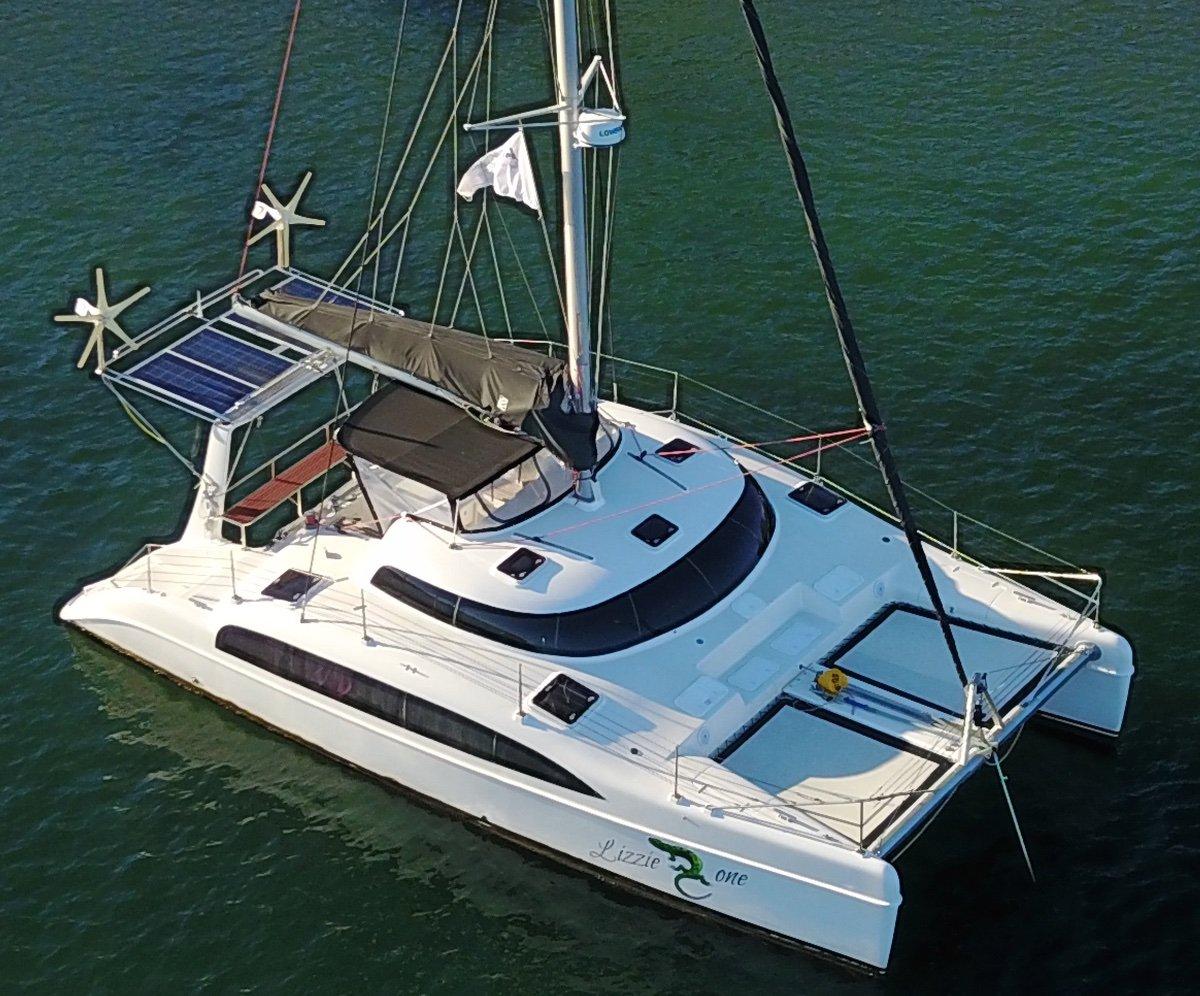 Corsair 3600 Cruising Cat