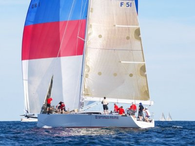 Marten 49 (back from the 2019 Sydney Hobart)- Click for more info...
