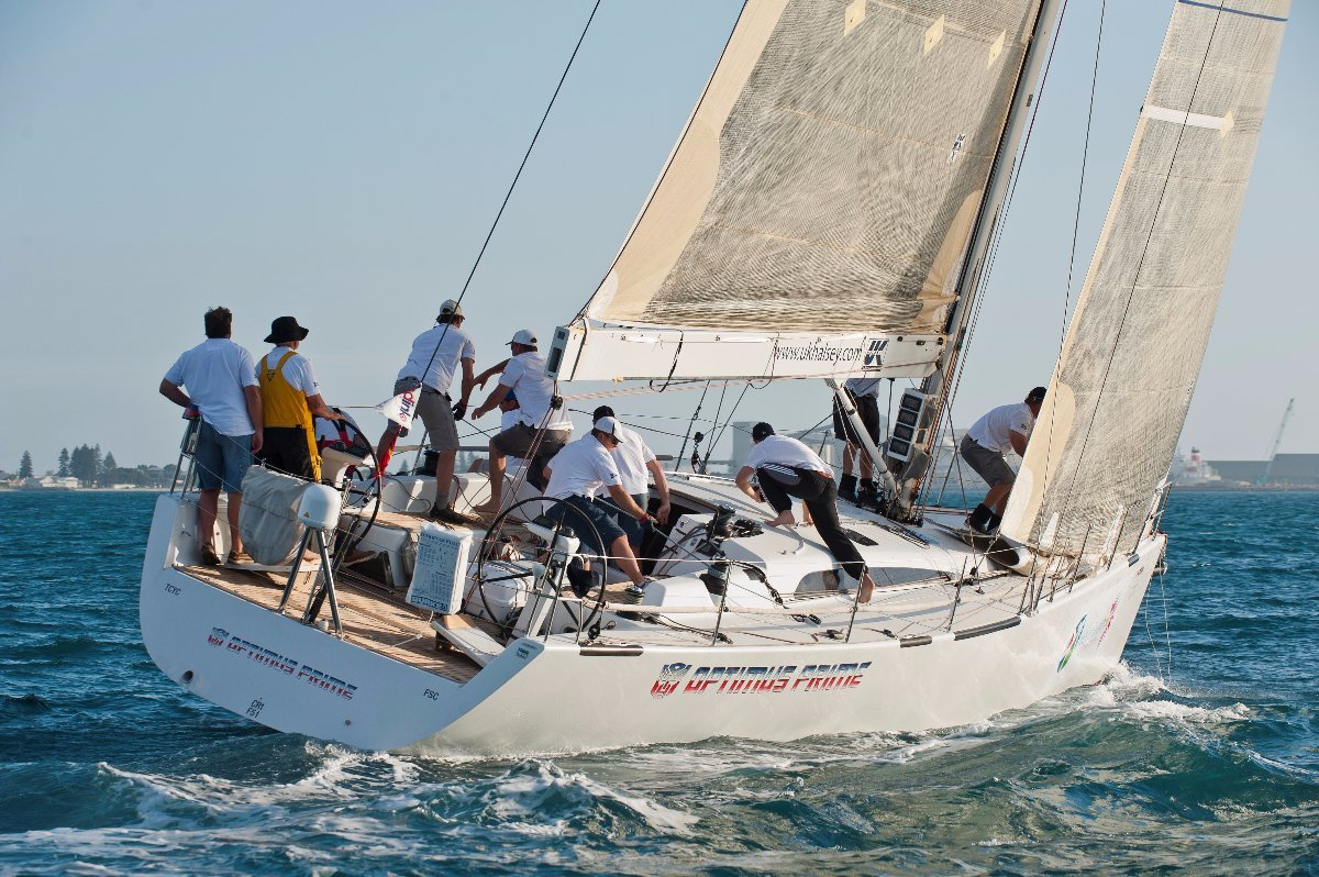 Marten 49 (back from the 2019 Sydney Hobart)