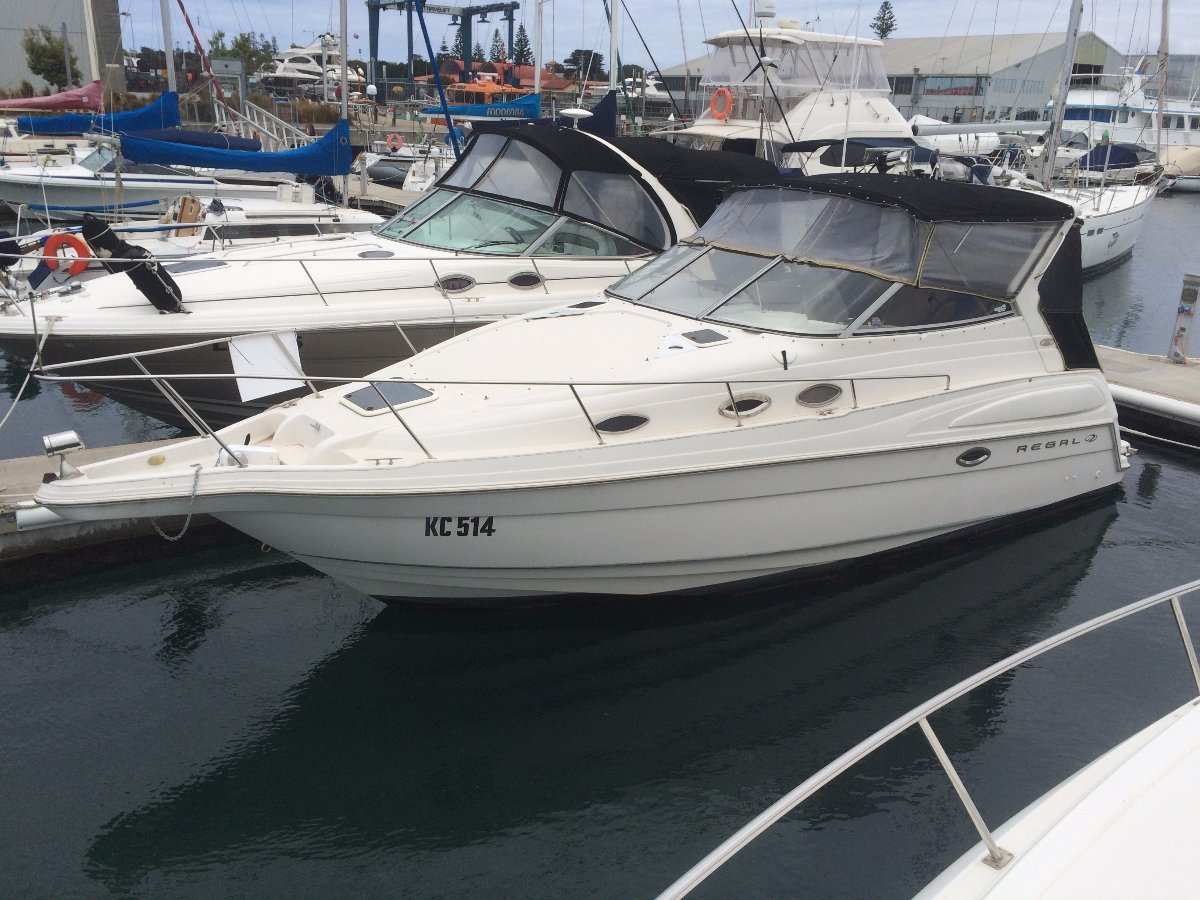 Regal 2860 SeaRay Mustang equivalent
