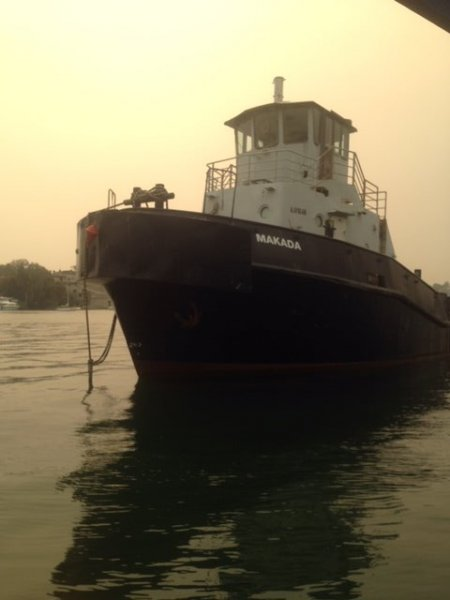 Custom Built Tug